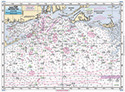 Offshore Canyon chart off MA, RI, CT, NY