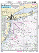 Offshore Canyon chart off MA, RI, CT, NY, NJ